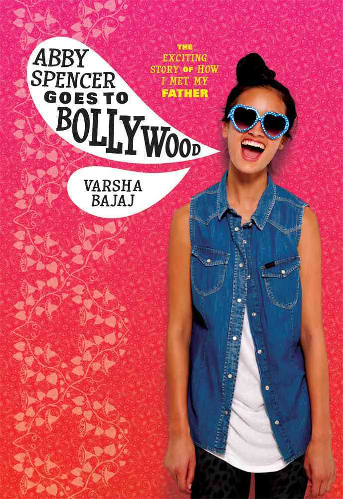 Abby Spencer Goes to Bollywood By Bajaj, Varsha